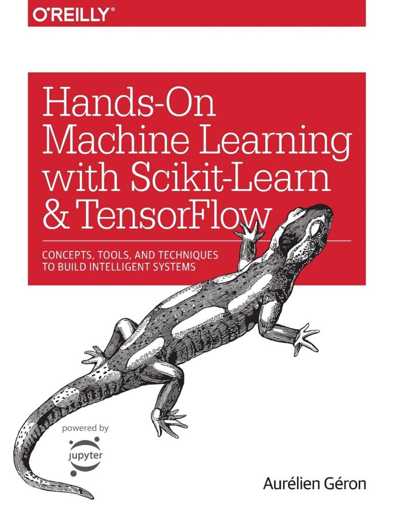 hands on machine learning with scikit-learn & tensorflow pdf