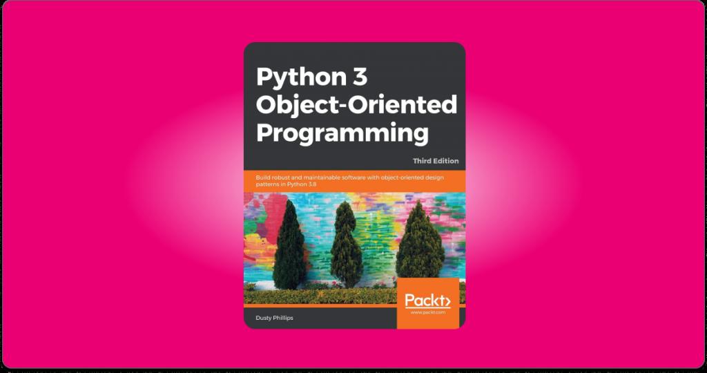 python 3 object-oriented programming pdf