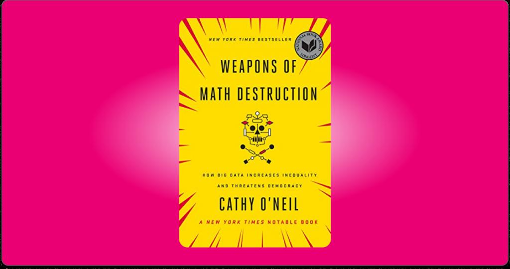 weapons of math destruction pdf