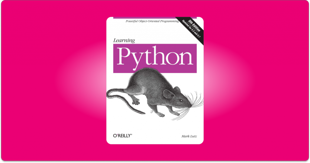 learning python book mark lutz
