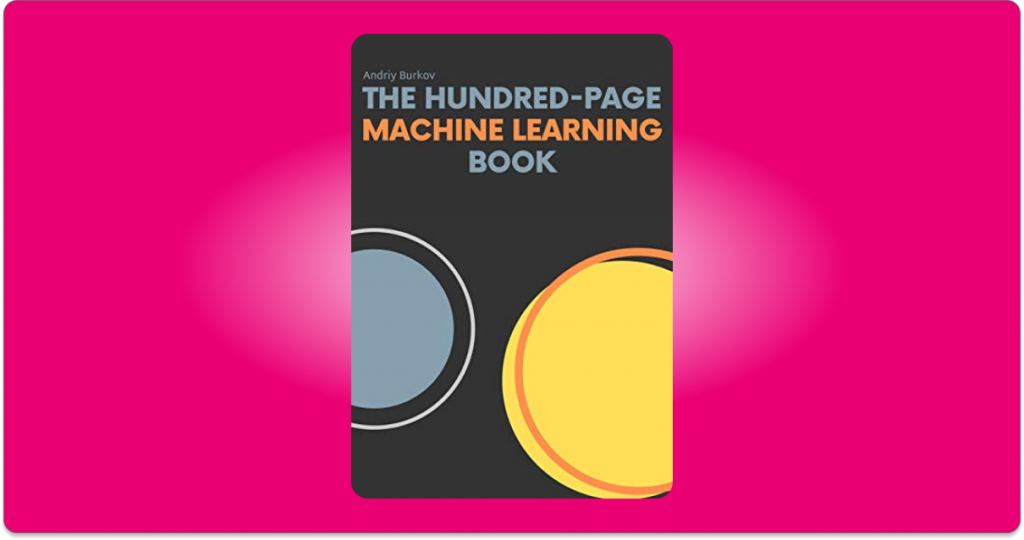 the one hundred pache machine learning book pdf
