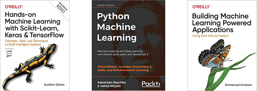 the best books to learn machine learning in 2021