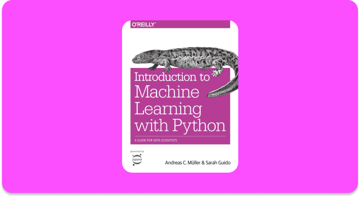 introduction to machine learning with python a guide for data scientists pdf
