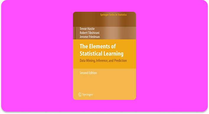 the elements of statistical learning pdf